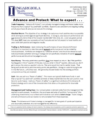 Advance and Protect - What to Expect